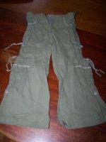 2.50€ Pantalon léger 3 ans  taille ajustable