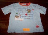 1.50€ Tee-shirt  12 mois