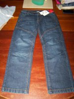 6€ Jeans  7/8ans NEUF