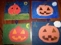 Cadre Halloween