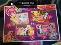 puzzles poney