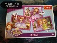 puzzles princesses