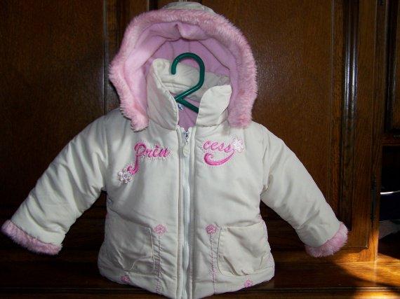 Manteau 12 mois 5€ ( le prix ne bouge pas )