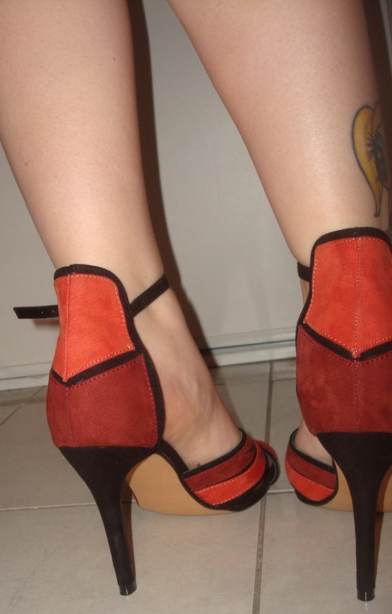 Shoes orange 2