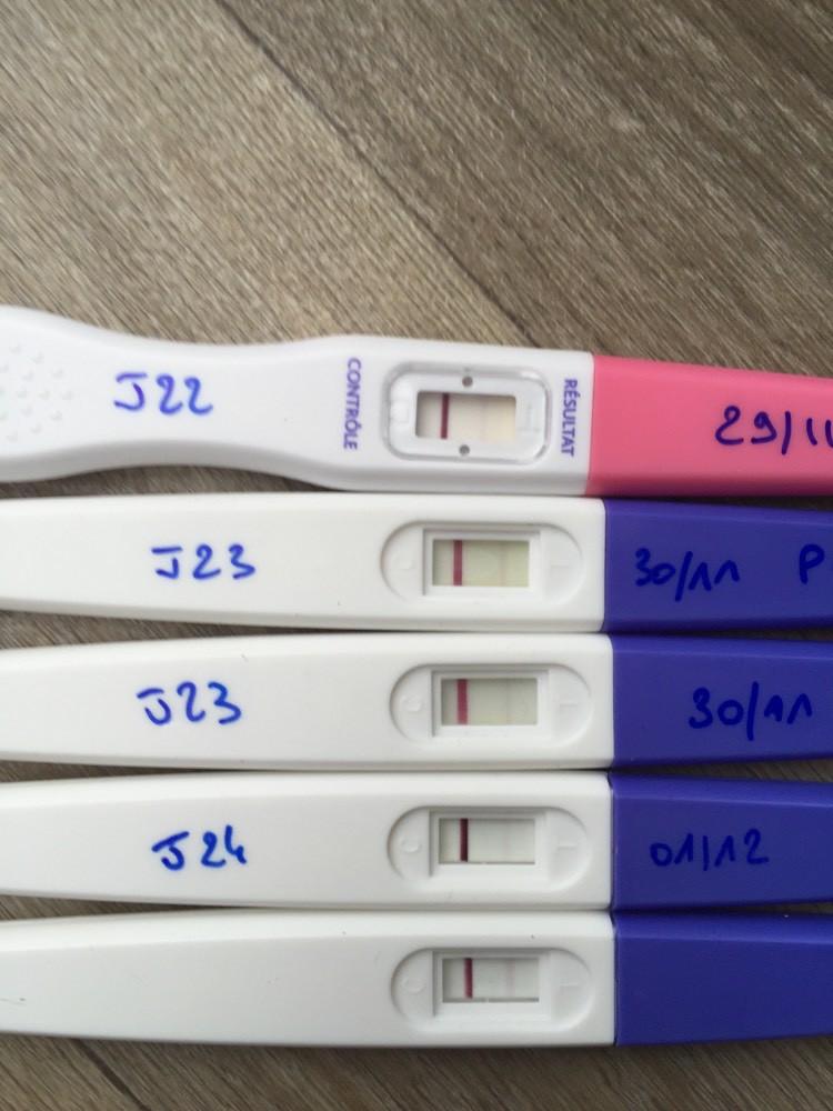 Hyperfertile mais fc tr s pr coces r p tition t moignages fausse couche forum - Fausse couche et test de grossesse ...