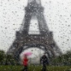 Pluie à Paris