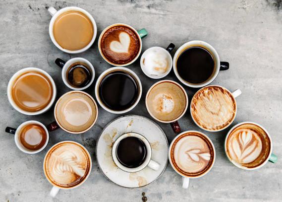 Le café est servi.
