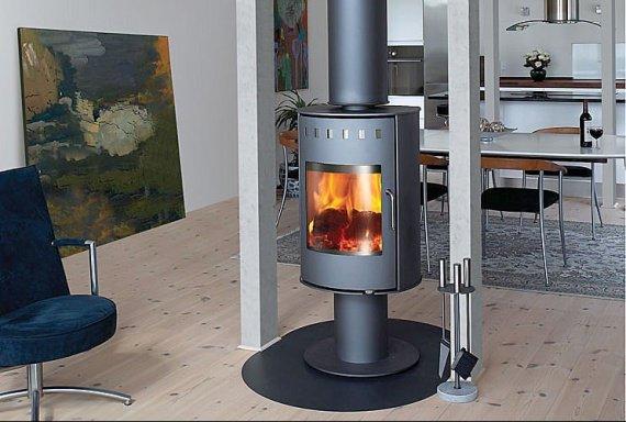poele a bois cylindrique rotatif obtenez. Black Bedroom Furniture Sets. Home Design Ideas