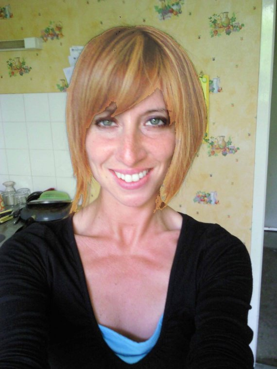 Photo515bisok- X4 Veronese blond cuivre- loreal recital preference