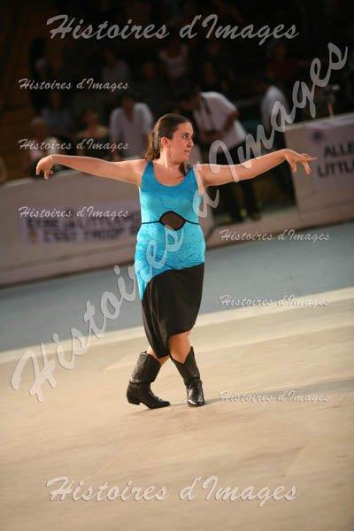 2eme - medaille dargent - vice championne de france