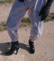 latex catsuit under PVC catsuit_9