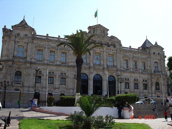 ORAN Belle-ville-wahrannnn-grande-mairie-oran-img