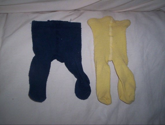 collant bleu marine et jaune 1 mois 1 mois fille mixte. Black Bedroom Furniture Sets. Home Design Ideas