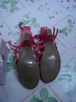 Sandales à talons corail La redoute T 41 Neuves avec boîte 4
