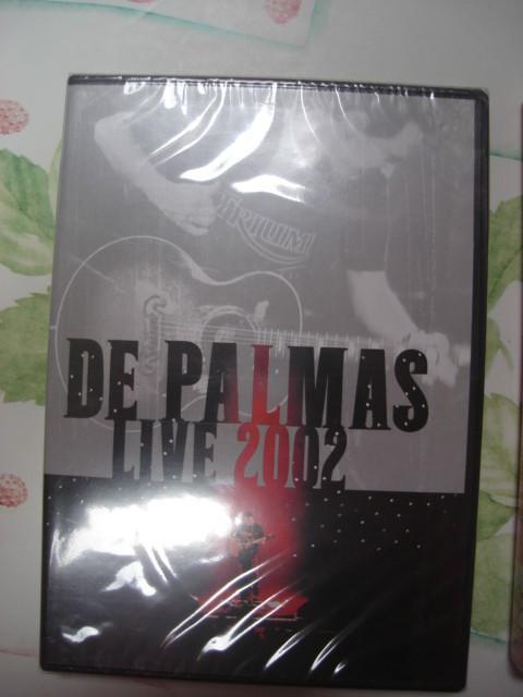 Lot 2 DVD concerts De palmas et Destiny child TBE ou neuf 2