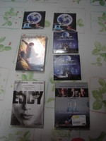 Lot 7 DVD films et Casper Spiderman AI Lucy TBE ou neufs 1