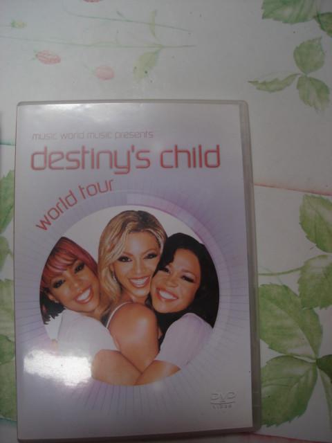 Lot 2 DVD concerts De palmas et Destiny child TBE ou neuf 3