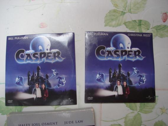 Lot 7 DVD films et Casper Spiderman AI Lucy TBE ou neufs 3