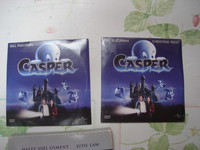 Lot 7 DVD films et Casper Spiderman AI Lucy TBE ou neufs 3