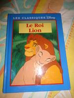 livre le roi lion : 3 euros