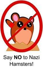 nazi hamster