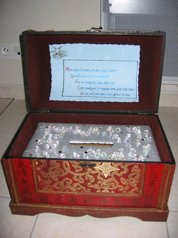 1er test urne