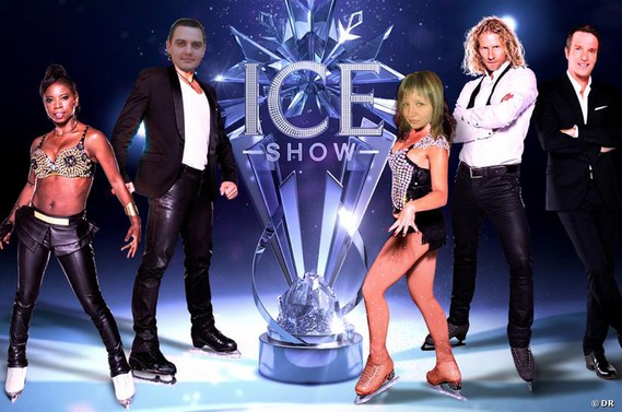 photo table Ice show