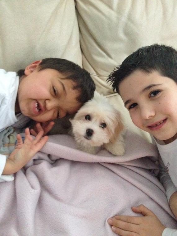Nathan, Moi et Igloo !