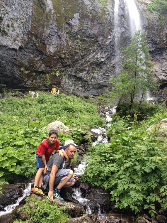 Cascade du Mont Dore