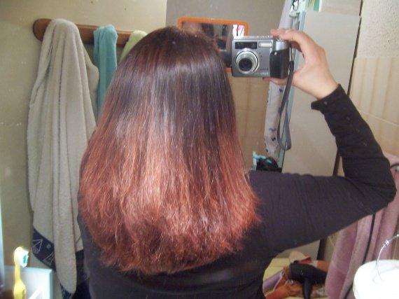 apres color out les longueurs 100_2436 - Color Out Cheveux Noir