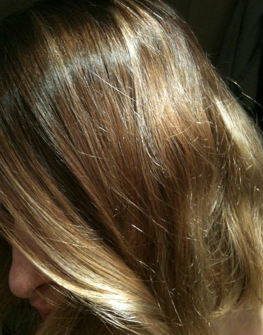 Couleur cheveux pour femme enceinte