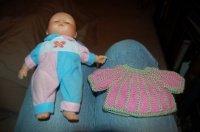 2011 02 19 (1) tricot bébé Lilith