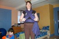 2009 07 25 (15) pour plus de confort j'ai refait le noeud sur le coté