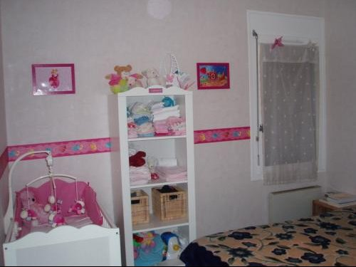 Exemple am nagement chambre b b dans chambre des parents for Separation chambre parents bebe