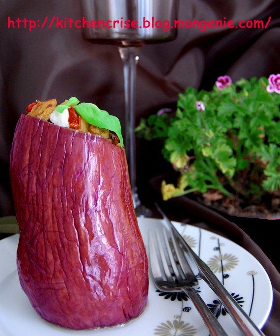 aubergine farcie copie
