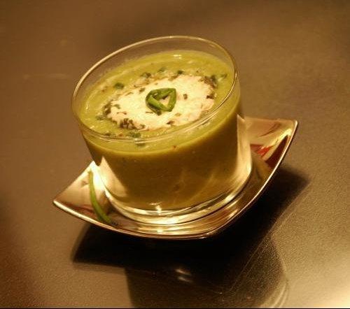 presentation soupe
