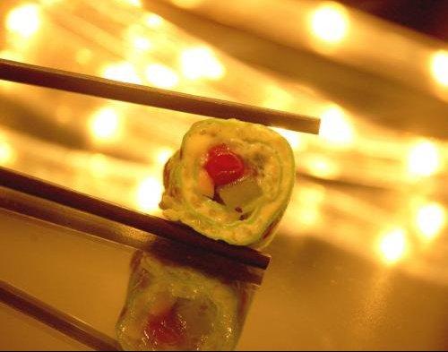 presntation sushi baguette blog