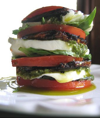 tour tomate basilic