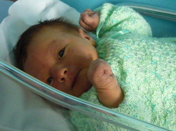 emmenuel a sa naissance 2 019