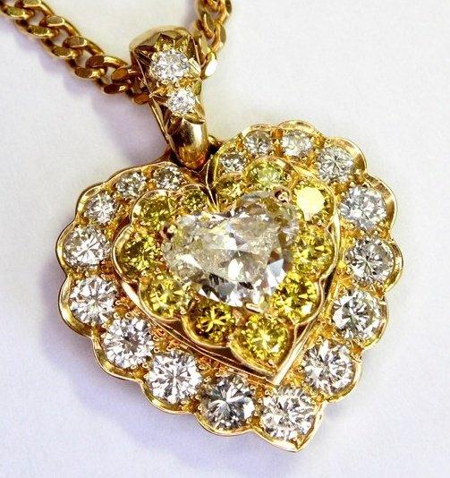 Trop beau bijou vrais diamants et or
