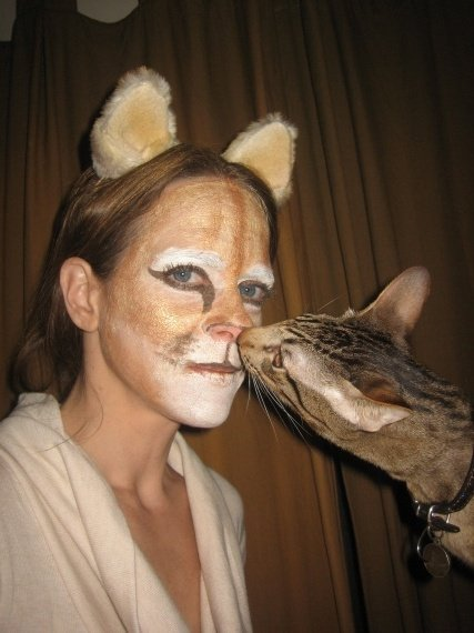 se prendre pour un cougar