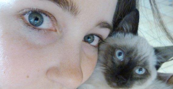 les yeux bleuuuu ( delfydelf et heaven)