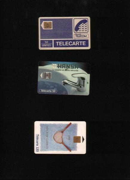 cartes telephoniques