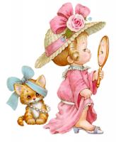 bb fille miroir