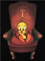 Titi trône