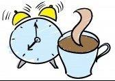 réveil café