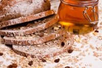 pain céréales tranches