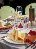 table petit déj