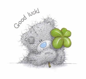 nounours good luck