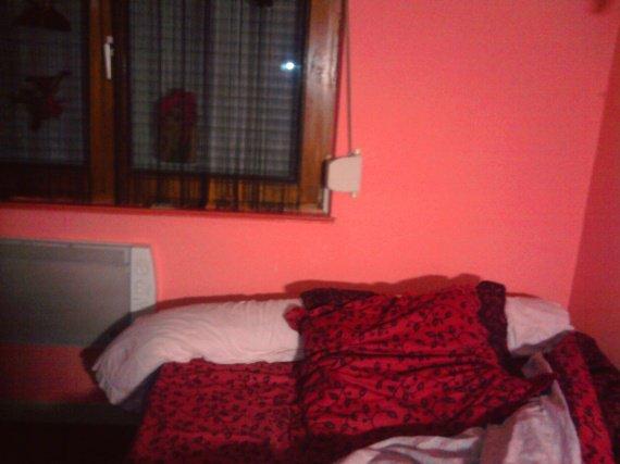 Moisissure derri re le lit bricolage forum vie pratique - Moisissure tapisserie chambre ...